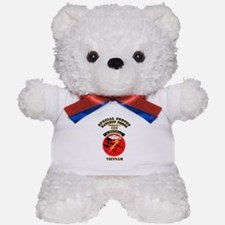 SOF - SF Hatchet Force - CCC - Vietnam Teddy Bear