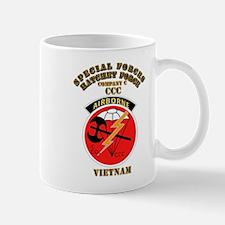 SOF - SF Hatchet Force - CCC - Vietnam Mug