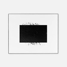 Music Splatter Picture Frame