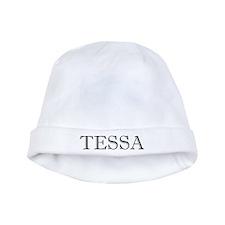 Tessa baby hat