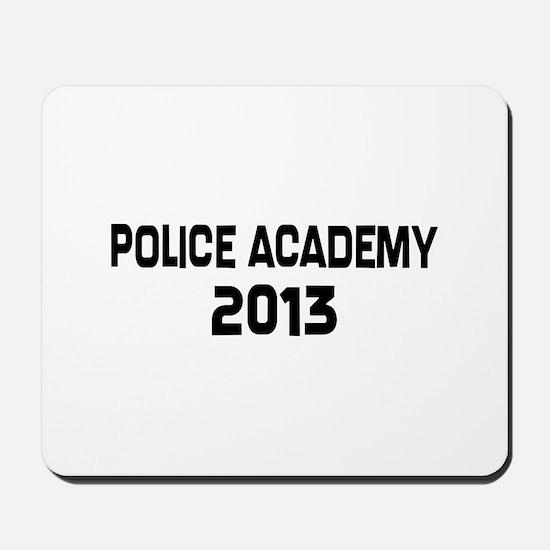 2013 Police Academy Grad Mousepad