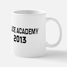 2013 Police Academy Grad Mug