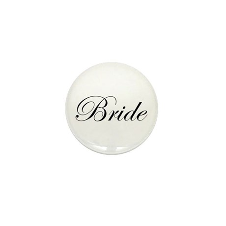 Bride's Mini Button (10 pack)