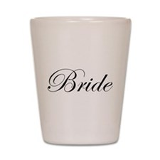 Bride's Shot Glass