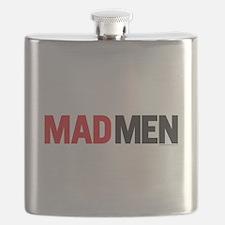 Mad Men Flask