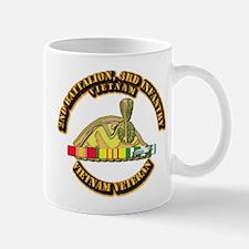2nd Battalion, 3rd Infantry Small Small Mug