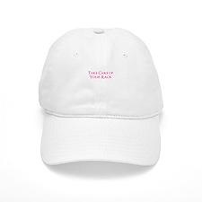 Take care of your rack Baseball Baseball Cap