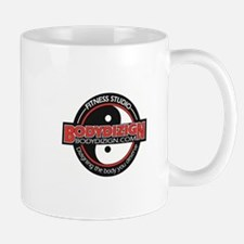 Bodydizign logo Mug