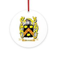 Brisbane Ornament (Round)