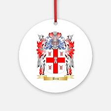 Bris Ornament (Round)