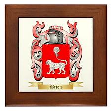 Brion Framed Tile