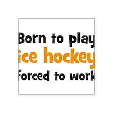 ice hockey Sticker