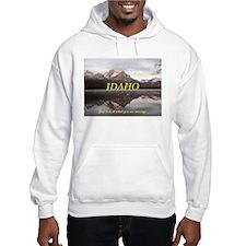 Unique Scenic Hoodie Sweatshirt