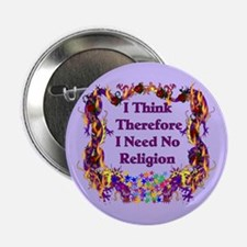 Freethinker Button