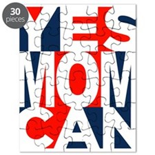 Yes Mom Can (light) Puzzle