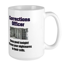 Corrections Officer Mug