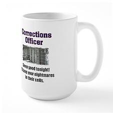 Corrections Officer Mug