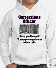 Corrections Officer Hoodie