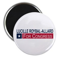 Elect L Roybal Allard Magnet