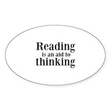 Aid To Thinking Decal
