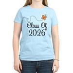 Class of 2026 Butterfly Women's Light T-Shirt