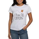 Class of 2026 Butterfly Women's T-Shirt
