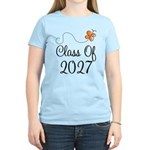 Class of 2027 Butterfly Women's Light T-Shirt
