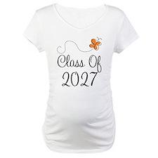Class of 2027 Butterfly Shirt