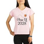 Class of 2028 Butterfly Performance Dry T-Shirt