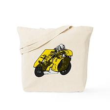 46ghost Tote Bag