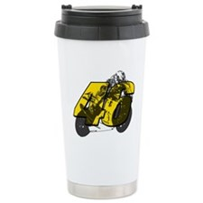 46ghost Travel Mug