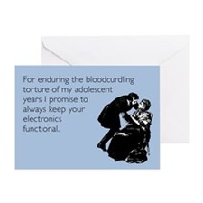Keep Your Electronics Functional Greeting Card