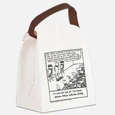 Special Forces - Canvas Lunch Bag