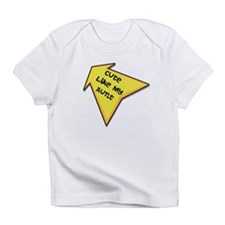 Cute Like My Aunt Infant T-Shirt