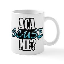 Aca Scuse Me? Small Mug