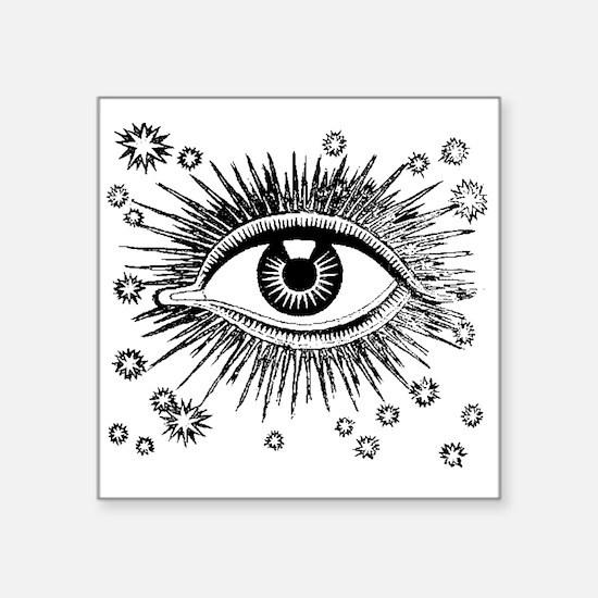 All Seeing Eye Sticker