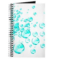 aqua bubbles Journal
