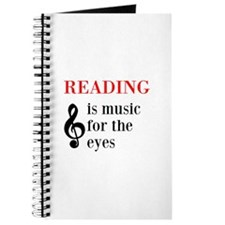 Music For The Eyes Journal