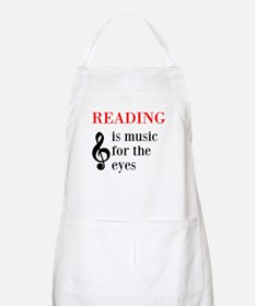 Music For The Eyes Apron