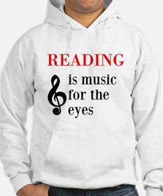 Music For The Eyes Hoodie