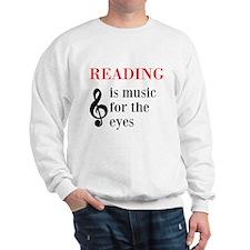 Music For The Eyes Sweatshirt