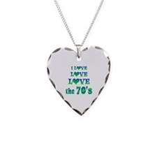 Love Love 70s Necklace