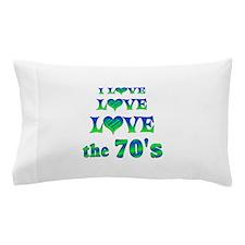 Love Love 70s Pillow Case
