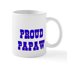 Proud Papaw Mug
