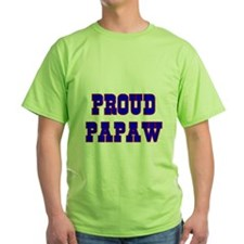 Proud Papaw T-Shirt
