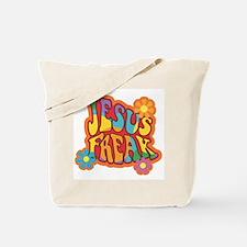 Jesus Freak Tote Bag
