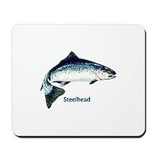 Steelhead Logo Mousepad