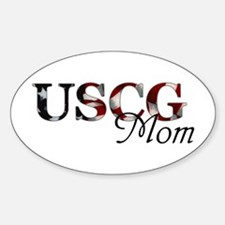 USCG Mom Decal