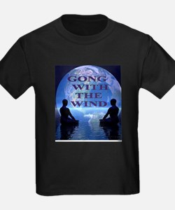 Gong with the Wind T-Shirt