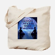 Gong with the Wind Tote Bag